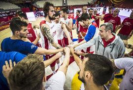 MS v basketbalu: Češi jdou na Turky i se speciálním softwarem. Soupeř je favorit, ale naši si věří