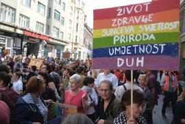 Gay Pride poprvé v Sarajevu: Hřích a ostuda, tvrdí muslimská většina