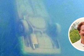 Podvodní objev, který vyděsí. Chlapec našel při potápění 27 let ztracenou ženu