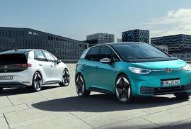 Revoluce v autoprůmyslu? Volkswagen představil elektrické ID.3 a důležitější auto…