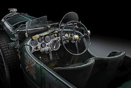 Bentley Supercharged 4½-Litre Blower (1929)