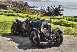 Milovníkům veteránů se splní sen: Bentley vyrobí slavné auto z roku 1929, vznikne jen 12 exemplářů