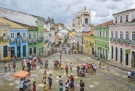 Ze Salvadoru přes Rio de Janeiro do Curitiby aneb Živá pestrost brazilských velkoměst
