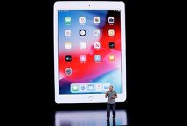 Apple představil iPhone 11, nový iPad i iWatch.