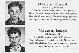 Dva z pronásledovaných už byli zajati budou pověšeni. Odměna za tři zbývající propadne díky odvaze, štěstí pomoci německého obyvatelstva.