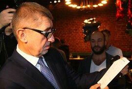 Daňový paušál je pouhou vějičkou Andreje Babiše pro živnostníky