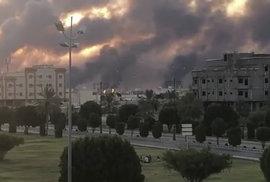 Po útoku v Saúdské Arábii prudce zdraží benzin, varují odborníci