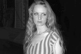 Twiggy v roce 1986.