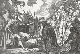 Přemysl Otakar II., král železný a zlatý: Říše krutého cholerika sahala téměř k moři, zlomili ho Habsburkové