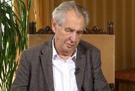 Prezident Zeman: Abolice v kauze Čapí hnízdo by se týkala i Babišovy rodiny. Věřím, že je premiér nevinný