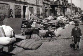 Přesidlování Židů: Historička objevila vzácné snímky, které si voják wehrmachtu…