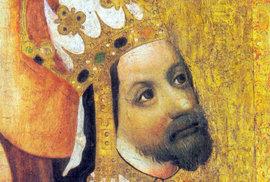 Král a císař Karel IV.