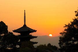 Perla Japonska jménem Kjóto: Starobylé město plné chrámů, gejš a zahrad