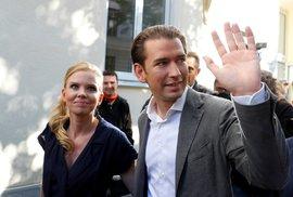 """""""Zázračné dítě"""" Kurz míří zpátky do kancléřského křesla. Volby v Rakousku ovládli lidovci (29. 9. 2019)"""