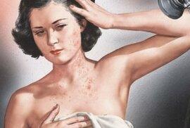 Záchvaty vzteku nebo dušení: Morbidně krásné ilustrace oscilují mezi uměním a učebnicí anatomie