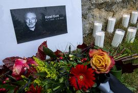 Státní smutek bude vyhlášen v sobotu 12. října, v den pohřbu Karla Gotta