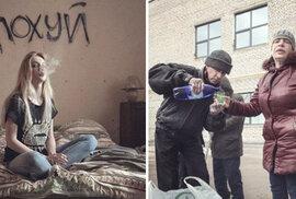 Rusko bez příkras: Fotograf bez fotoaparátu ukazuje odvrácenou tvář Východu