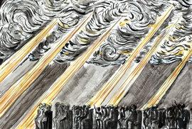 Signal Festival: Může mrak vplout do chrámu? Zažijte osvícení v bezčasí v kostele U …