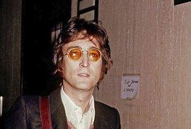 Zpěvák Beatles John Lennon