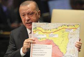 Turecká invaze do Sýrie je na spadnutí, USA stahují své vojáky. Kurdové mluví o…