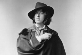 Oscar Wilde. Snímek z roku 1882
