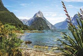 Nový Zéland, malý ráj na konci světa: Za panenskou přírodou Jižního ostrova