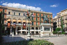 Španělské město Reus