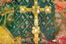 Život císaře Karla IV.: Boj o život v Itálii, oslavy na Karlštejně i řešení rébusu s dědicem trůnu