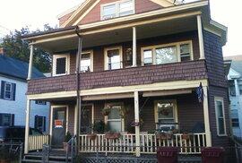 Rodný dům Jacka Kerouaca v Lowellu