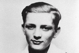 Podobenka Václava Sedláčka odlepená z pasu, který měl v době smrti v kapse