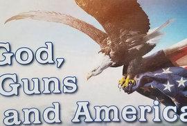 Americký dealer Fordu k novým autům rozdává bibli a zbraň.