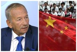 """Česko-čínské vztahy čeká další úder: Kubera chce jet na Tchaj-wan, Zeman by """"s ním …"""