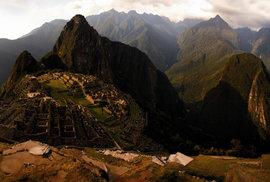 Machu Picchu: Ztracené město Inků se stalo zlatým vejcem peruánské turistiky