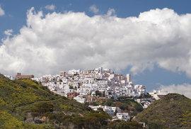 Jihošpanělské městečko Mojácar: Kráska s bouřlivou historií oděná do bělostného roucha