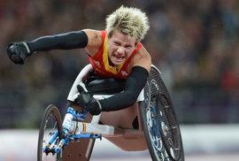 Paralympijská šampionka Marieke Vervoortová (†40) dobrovolně ukončila život eutanazií.
