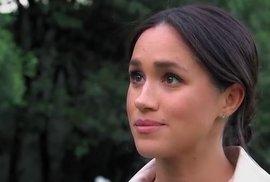 Meghan to v královské rodině nemá lehké: Nejsem OK, děkuji za optání, říká rozrušeně