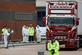Vyšetřování kauzy kamionu s 39 mrtvolami v Británii pokračuje: Ve Vietnamu zatkli…