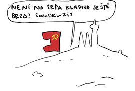 Karel Steigerwald: Sleduje Miloše Zemana rozvědka? Asi ne