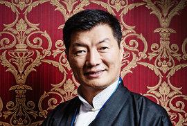 Rusko nemůže změnit svět, Čína už ho mění, říká premiér tibetské exilové vlády