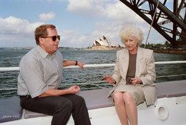 Václav Havel u protinožců: Festival australských a novozélandských filmů nabízí i…