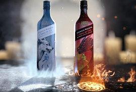 Hra o trůny má opět svou whisky. Čekání na nový seriál má ukrátit nápoj Targaryenů