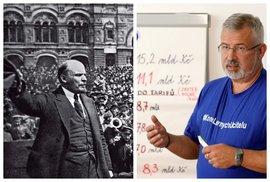 Stávka učitelů jako předehra oslavy VŘSR a třicet let svobody jako zrcadlo nesvobody našich charakterů