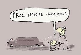 Bohumil Pečinka: Normalizace malá, ale naše aneb V Česku vládnou ti, kdo nezvonili …