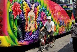 Křížem krážem po Thajském království: Neváhejte a nastupte aneb Kouzlo kombinované dopravy