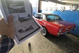Český cestovatel vyrazil do Kolumbie, aby našel dědečkův Mustang, který znal jen z rodinných fotografií
