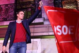 Španělské volby: Po patu přichází radikálně levicová vláda, přítel Íránu a Chavese…