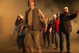 Děti mrtvých – Podivuhodný rakouský experiment se zombíky a syrskými uprchlíky.