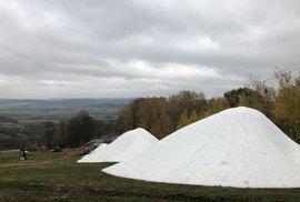 Jsou české hory bez sněhu chmurnou prognózou blízké budoucnosti, nebo zbytečným …