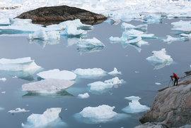 Plující chrámy Grónska aneb Za ledovými obry severu