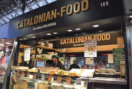U katalánského stolu